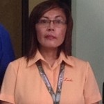 Dra. Lita Ladera, School Directress of St. Peter's College