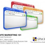 Building Partners Continuous Learning Program - Website Marketing 101