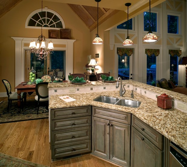 A New Decorating Trend For 2016: 2016 Kitchen Countertop Trends