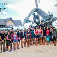 SPM10 Team Building: Exploring the Beauty of Siargao