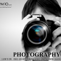 SPM10 Event - Build Up: Photography 101