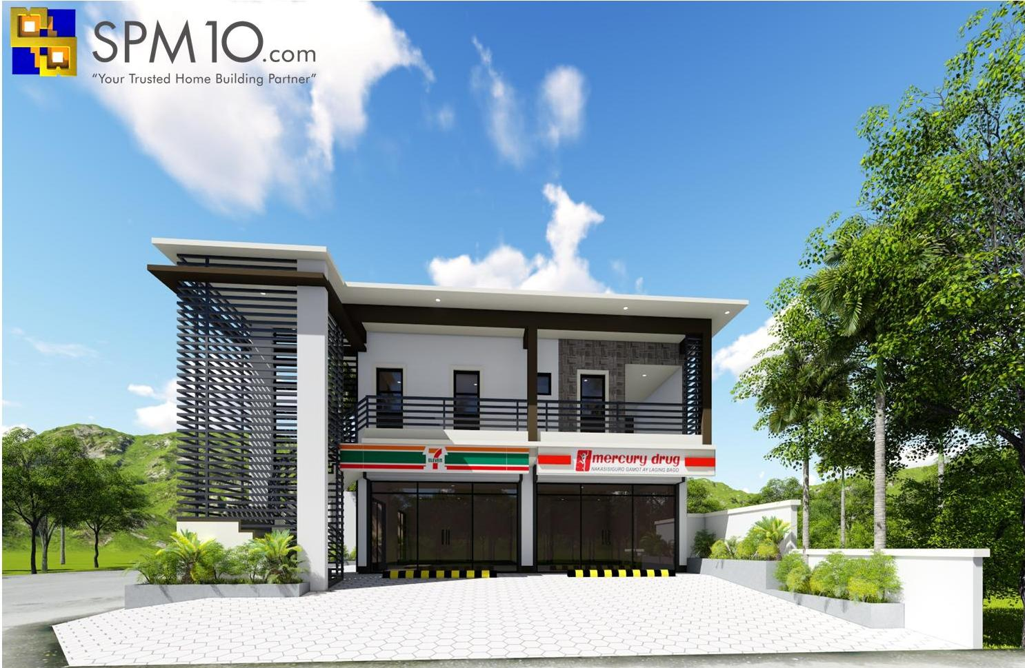 11 - 34+ Small Commercial House Design Philippines Gif
