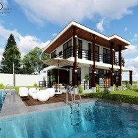 Balinese Inspired House Design