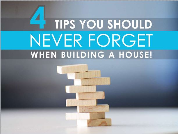 Cagayan de Oro Buidler/SPM10 : 4 Tips You Should Never Forget When Building a House